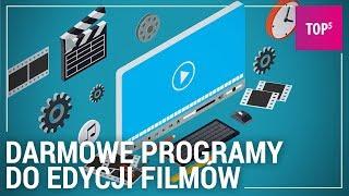 5 najlepszych darmowych programów do edycji filmów