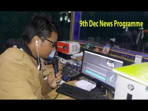 9th Dec News Programme of 91.2 Diamond Radio