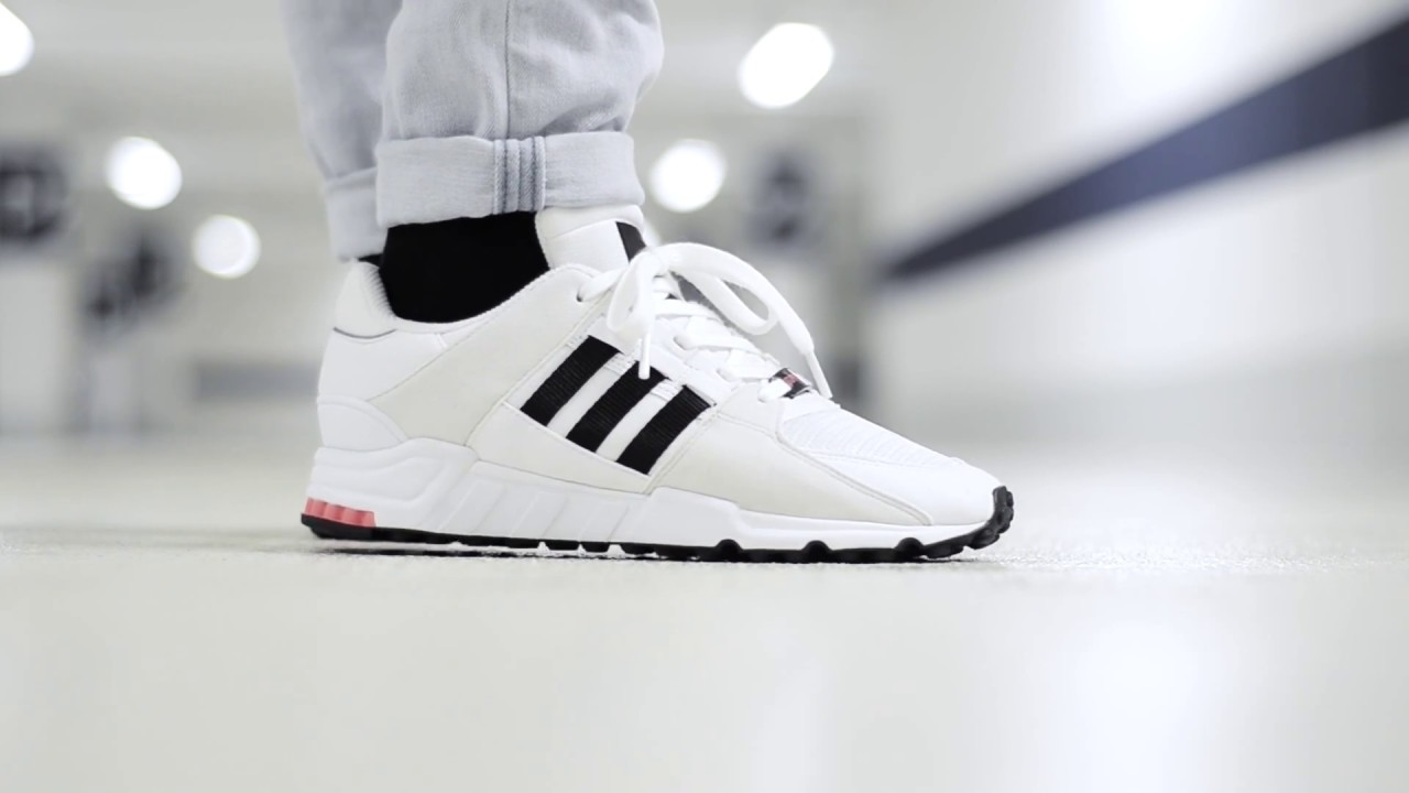 adidas EQT Support 93 Nude Shoes White adidas Regional