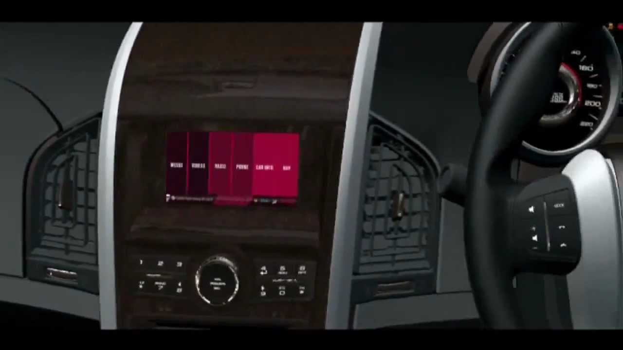 Mahindra Xuv Interiors Youtube