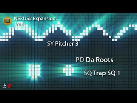refx.com Nexus² - Trap 1 Expansion Demo