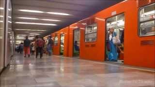 Metro de la Ciudad de México (Línea 1) - Estación Balbuena