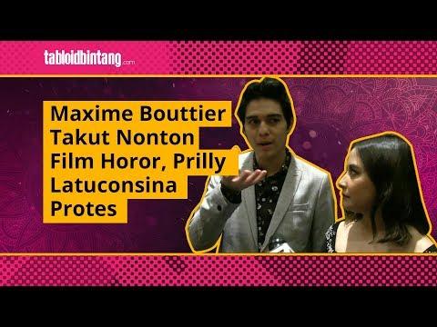 Maxime Bouttier Takut Nonton Film Horor, Prilly Latuconsina Protes