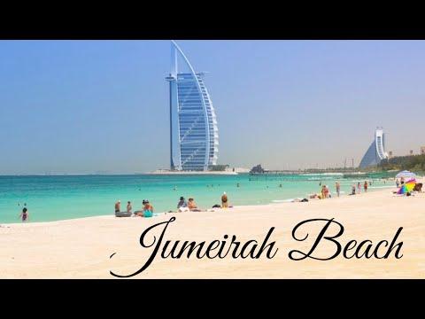 Jumeirah Beach   Dubai Tourism   #dssvlogs