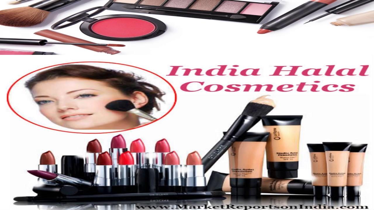 India Halal Cosmetics Market
