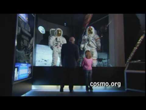 Cosmosphere Visitor Video