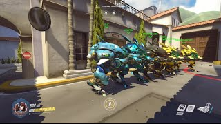 Video Overwatch - 6 D.VA Make A Mecha Movie download MP3, 3GP, MP4, WEBM, AVI, FLV Juli 2018