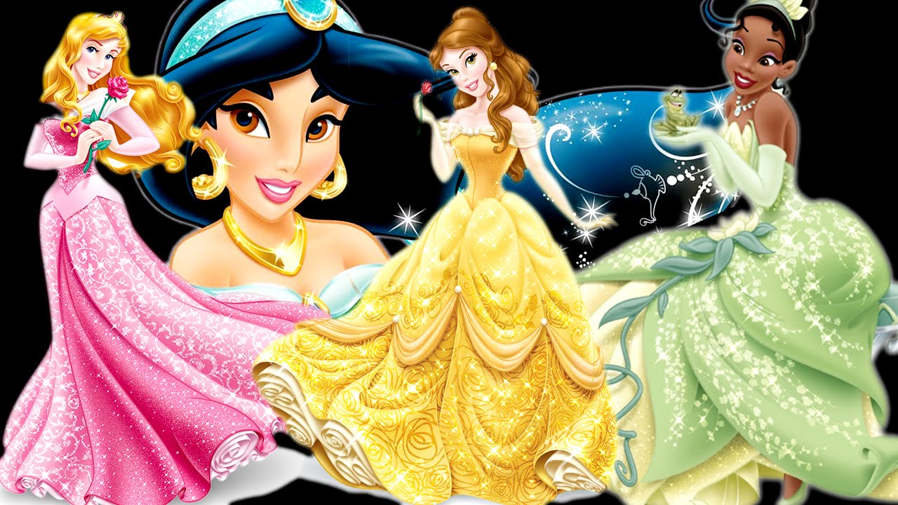 Top 10 Disney Princess Hugely Popular And Most Beautiful Or Popular Youtube