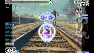 osu! - Gameplay - Abe Mao - I wanna See You [Hard] - DT
