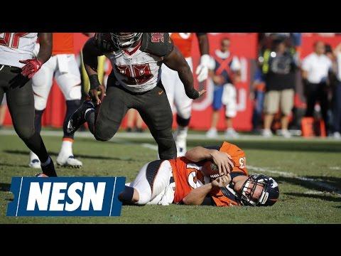 NFL Injury Roundup: Cam Newton, Carson Palmer Hard Head Hits