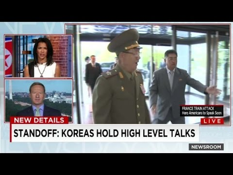 Koreas Hold High Level Talks