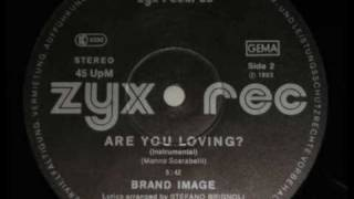 Brand Image - Are you loving? (instrumental) (1983)