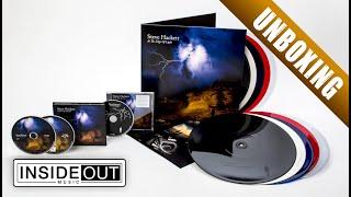 STEVE HACKETT – At The Edge Of Light (Unboxing)