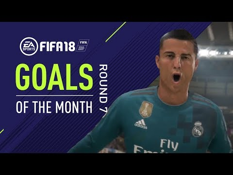 FIFA 18 | Goals of the Month | Round 7