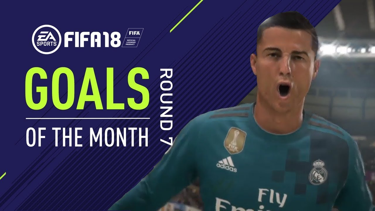 FIFA 18 | Goals of the Month | Round 7 Galerisi