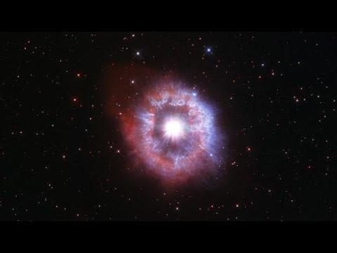Hubble ha fotografato una stella sull'orlo della distruzione