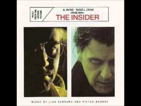 Pieter Bourke & Lisa Gerrard - The Insider - Sacrifice