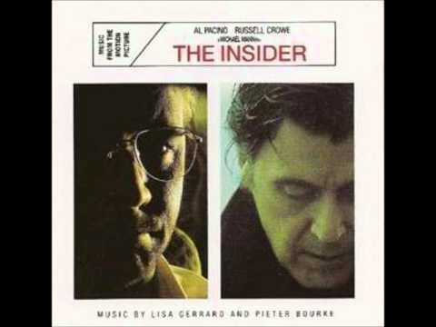 Pieter Bourke & Lisa Gerrard - The Insider - Sacrifice