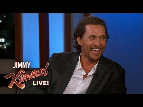 Matthew McConaughey on White Boy Rick