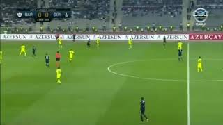 Qarabag 3-0 Sheriff  Qarabağ 3-0 Şerif Tiraspol  Карабах 3-0 Шериф UEFA Europa League Play off