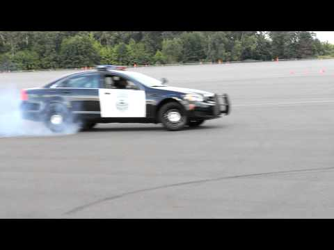 Chevrolet Caprice Police Package Video