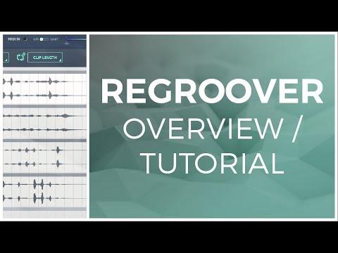Regroover by Accusonus Overview/Tutorial