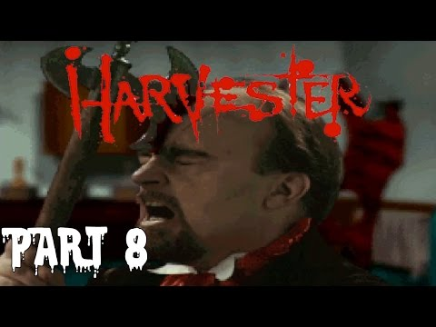 Let's Play Harvester Part 8 | What Did We Just See?!?!