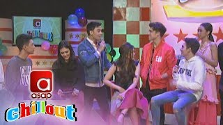 ASAP Chillout: Sofia, Jameson, and Heaven on working with each other