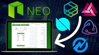 How To Add A Custom NEO (NEP-5) Token To NEON Wallet | Ontology $ONT $NEO Crypto