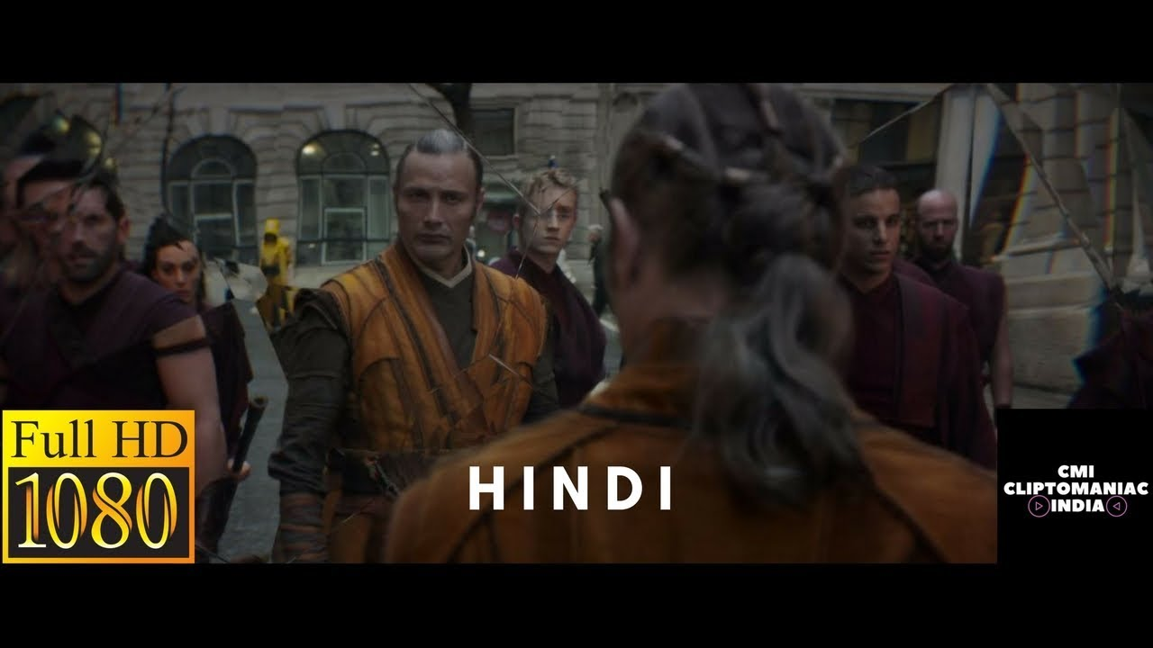 The Ancient One Vs Kaecilius Part 1 Hindi Doctor Strange Cliptomaniac India
