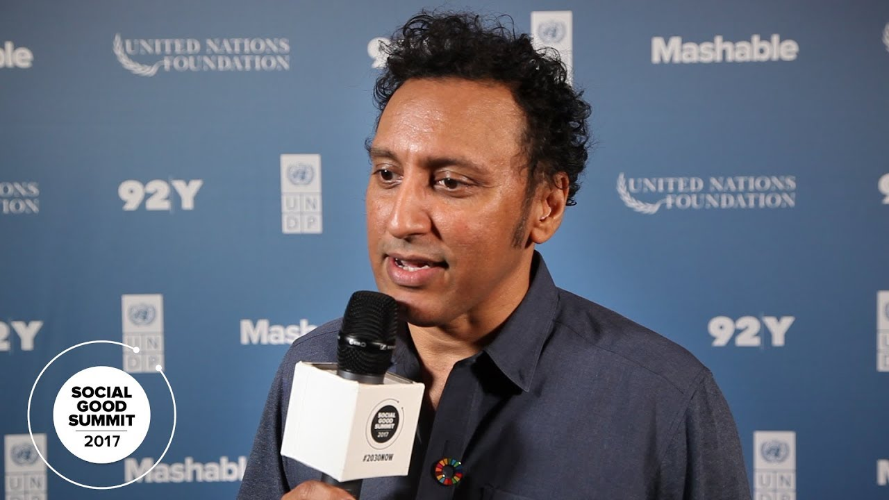 Social Good Summit 2017: Aasif Mandvi