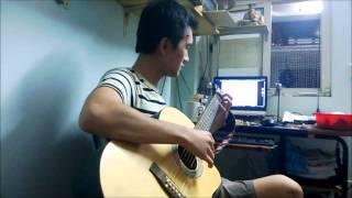 thoáng qua (guitar cover)