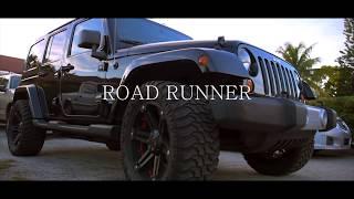 road runner look like offical music video