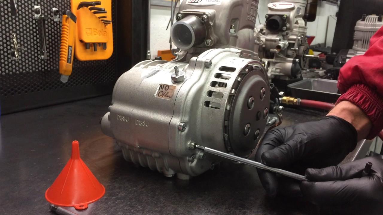 TM KZ10C Factory Prepared — Italian Motors USA LLC