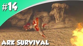 Ark Survival Evolved #14 - WAT IS DIT DAN!?