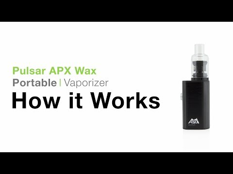 Pulsar APX Wax Tutorial – TVape