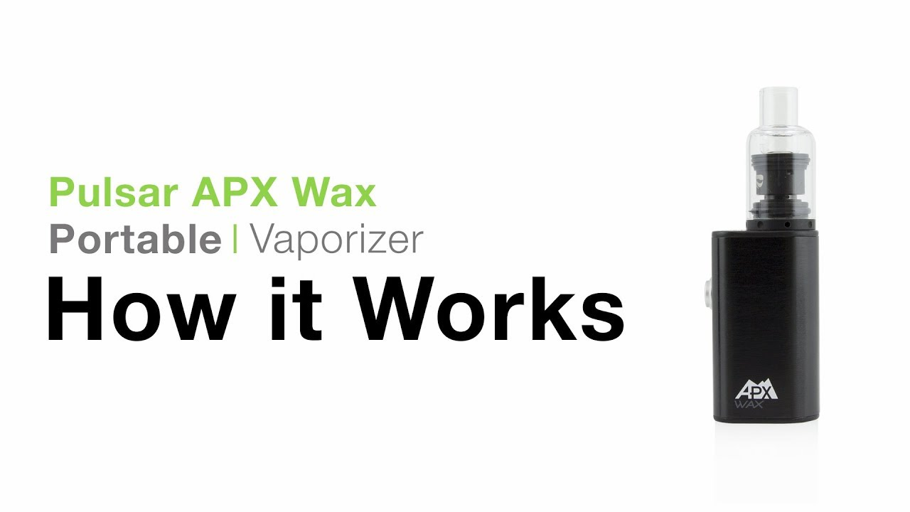 Pulsar APX Wax Tutorial - TVape