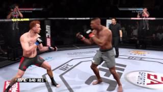 Экзорцизм в UFC