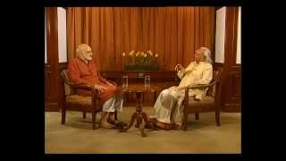 IN CONVERSATION - B.K.S. IYENGAR