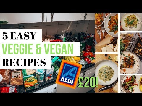 £20-weekly-food-shop-|-5-easy-vegan-&-vegetarian-recipes-on-a-budget-|-veganuary