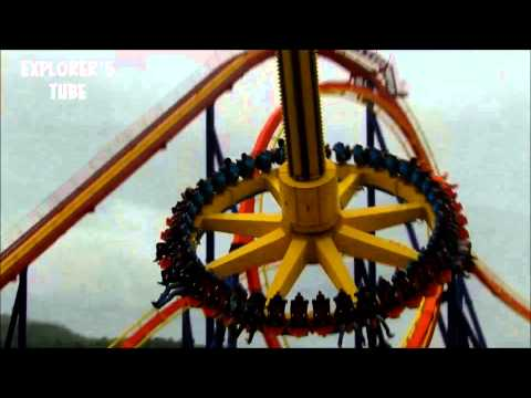Adlabs Imagica Scream Machine | Adlabs Imagica rides | Ecstatic  | 1080p Full HD Travel Video
