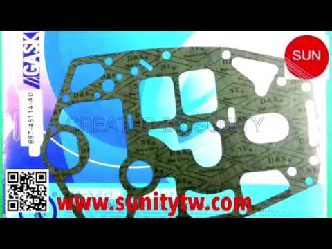 Engine parts Aftermarket GASKET for OUTBOARD MOTOR AND AGRICULTUREAL MOTOR