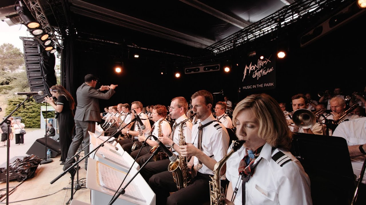 SWISS Band @ Montreux Jazz Festival