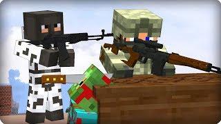 🔥Он пожалеет об этом [ЧАСТЬ 18] Зомби апокалипсис в майнкрафт! - (Minecraft - Сериал)