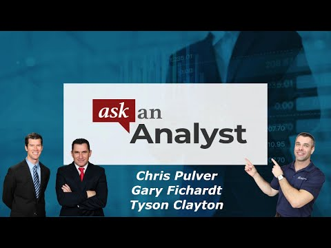 Ask an Analyst – Stocks & Forex Strategy Session – March 22, 2021