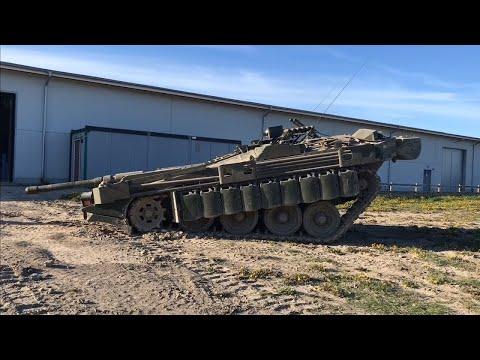 Превращение ЛТ-вода в ПТ-вода. STRV 103b | World Of Tanks