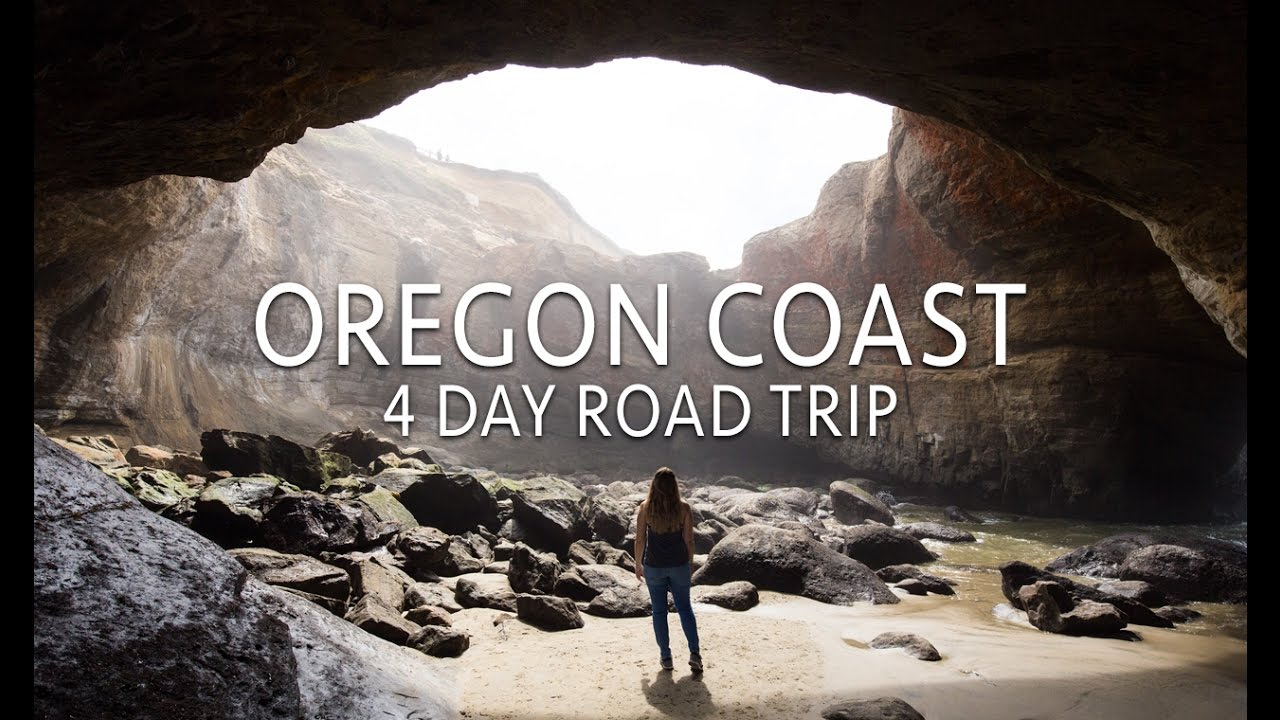Oregon Coast Road Trip Highlights 4 Days From Brookings Or To Seattle Wa