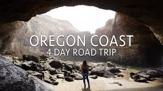 Oregon Coast Road Trip Highlights: 4 Days from Brookings, OR to Seattle, WA