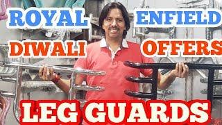 Royal Enfield | Best Leg guards | Diwali Offer