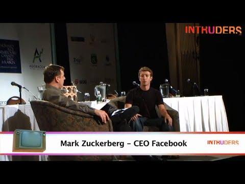 TechCrunch40: Michael Arrington interviews Mark Zuckerberg